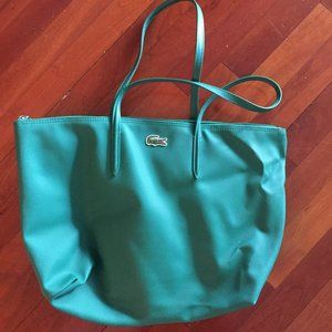 Gently used Lacoste tote